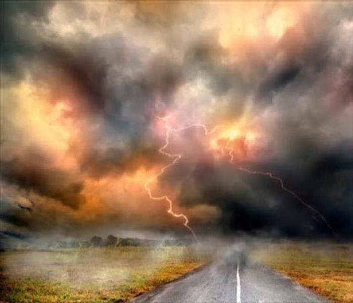 Stormy Road Ahead