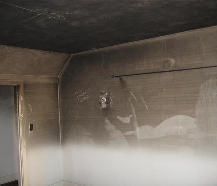 Fire Damage When Fire Stikes Contact SERVPRO of Staten Island